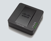 VoIP-Adapter Cisco SPA112