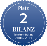 Bilanz Telekom-Rating